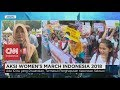 Aksi Women's March Indonesia 2018