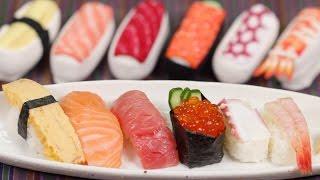 Nigiri Sushi Recipe (Nigirizushi) | Cooking with Dog