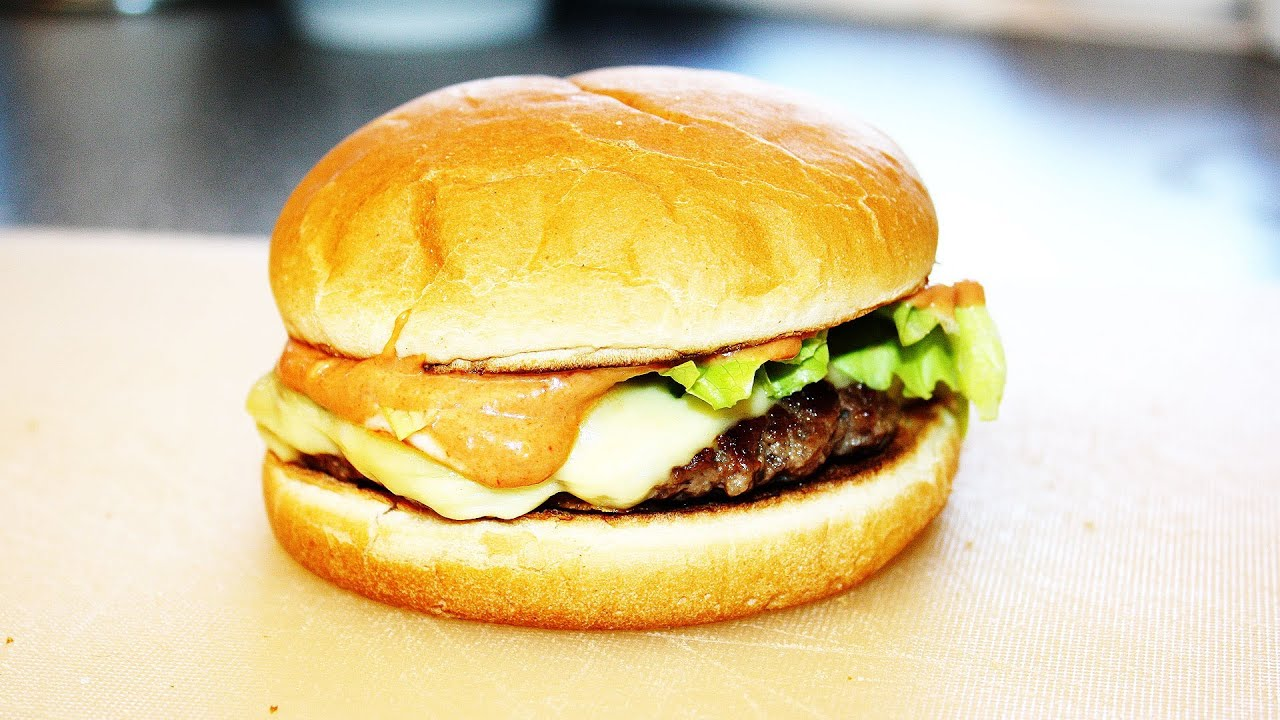 rezept mcdonalds steakhouse beef burger selbstgemacht schnell einfach selber machen youtube. Black Bedroom Furniture Sets. Home Design Ideas