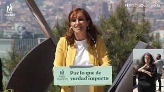 Mónica García ve a Más Madrid como