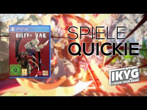 Guilty Gear Strive - Spiele-Quickie