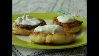 Сырники из творога классический рецепт