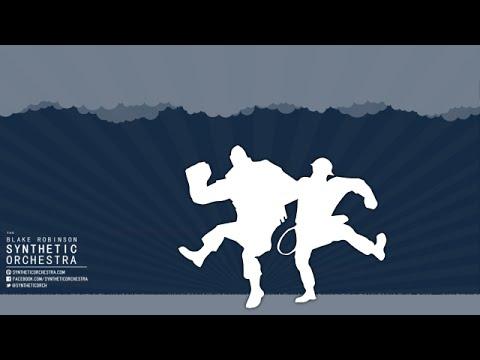 Team Fortress 2 - Rocket Jump Waltz Orchestra