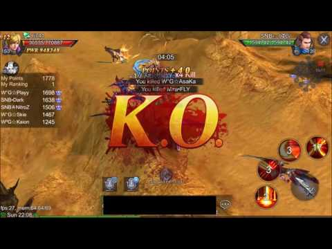 Heroes of Chaos Apex Battle(1st place) 2016 10 30 s28 [HD]
