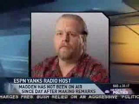 MSNBC: ESPN fires Mark Madden