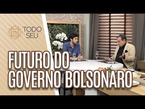 Caio Copolla fala sobre o futuro do Governo Bolsonaro - Todo Seu 100419
