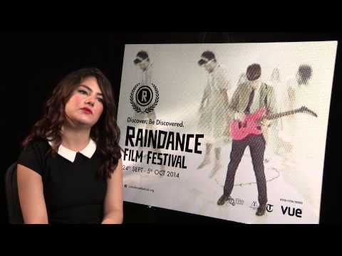 Katie Boland producer of Looking Is The Original Sin    22nd Raindance Film Festival