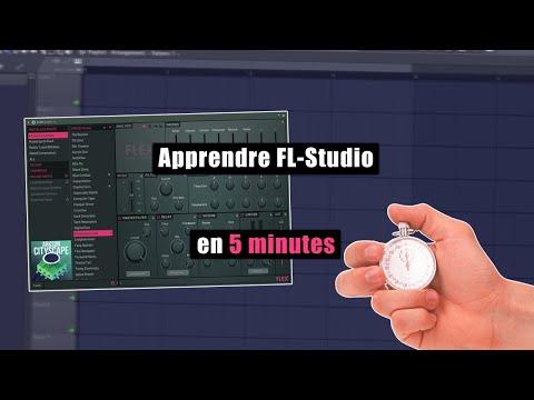 APPRENDRE FL STUDIO EN 5 MINUTES (NWE)