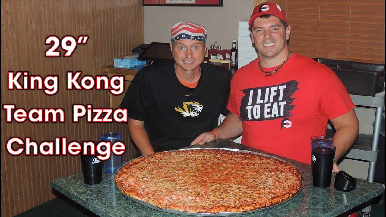 "Download 29"" KING KONG Team Pizza Challenge!! (HW Final #9)"