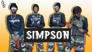 "CG6 x L2B Gang x Denzo ""Simpson"" Type Beat /Instru 2019 (Prod. Bobow)"