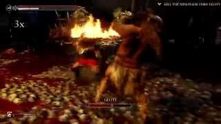 RYSE: Son of Rome - Glott Boss fight (PC)