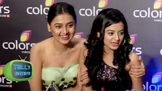Helly Shah & Tejaswi Wayangankar Talk About Their Hot Appearances At The Colors Party