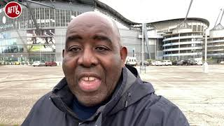 Man City v Arsenal Postponed Because Of Coronavirus! (Robbie Live at The Etihad)