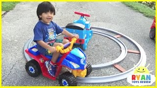 Download Playground for Kids Compilation Video! Children's Play Area at the Park with Ride on Cars Mp3 and Videos