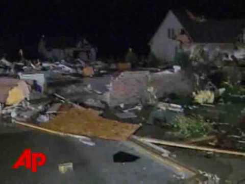 50 Homes In Kenosha County WI Damaged in Tornado! - YouTube