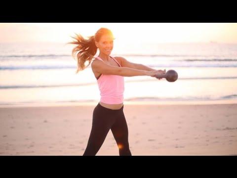 KettleToning blend of toning, yoga & kettlebells with Tone It Up