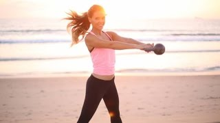 KettleToning ~ blend of toning, yoga & kettlebells with Tone It Up