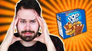 Irish People Try American Pop Tarts