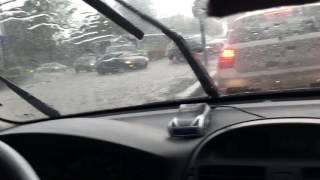 Рязань потоп в центре под мостом(, 2016-05-27T15:08:35.000Z)