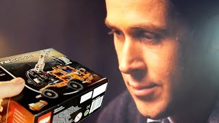 Ryan Gosling reviews LEGO Technic 42088 set