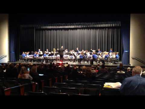 Moscow 1941, Brian Balmages - West Wilson Middle School Symphonic Band