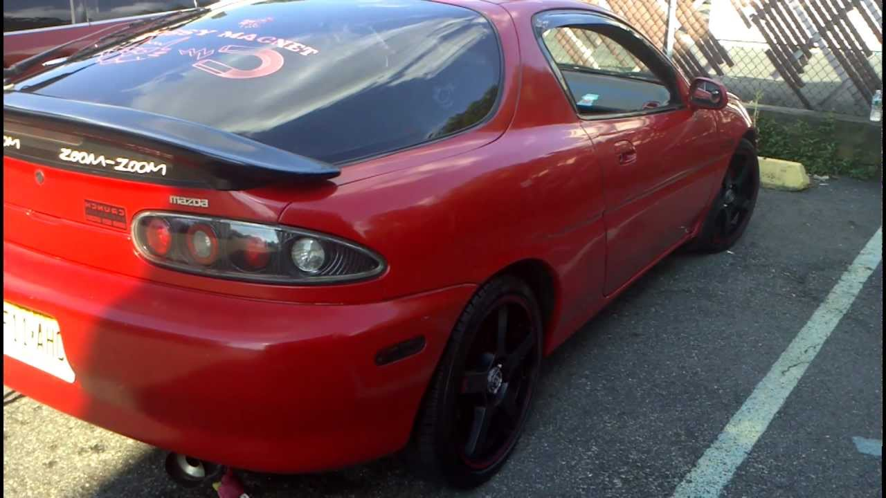 Mazda Mx3 Klze Youtube