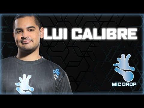 Legends of Gaming - Lui Calibre