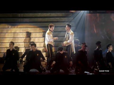 180707 Maximum / B.U.T / 왜 (Keep Your Head Down) TVXQ! CONCERT - CIRCLE- #welcome in HONG KONG  4K