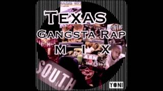 Texas  Gangsta Rap & G-Funk MIX #2