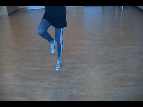 line dance walkthru Adonde Voy