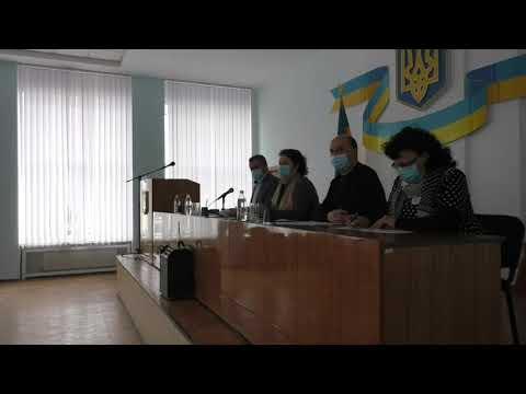 7 позачергова сесія Барської міської ради від 12.03.2021
