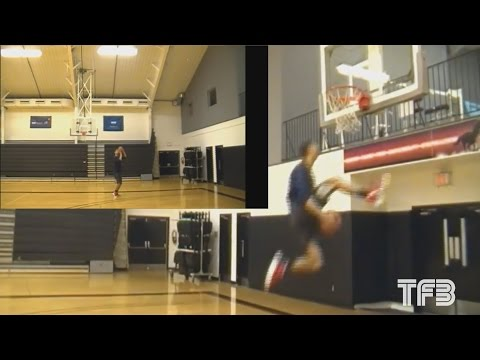 """NEW DUNK! INSANE The """"5-Point"""" Eastbay Funk Dunk! #SCTop10"""