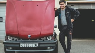 BMW E34 Турбо Волк. Судьба машины после проекта.