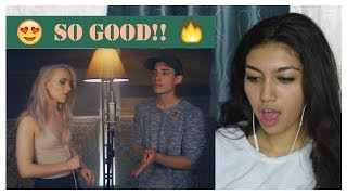 Despacito Luis Fonsi Daddy Yankee Ft Justin Bieber Madilyn Bailey Leroy Sanchez REACTION