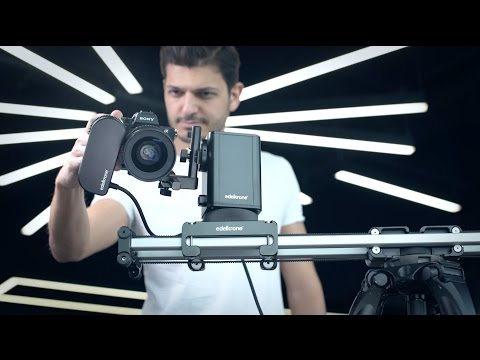 Introducing: SliderPLUS X  &  Motion Kit, World's Smartest 4-Axis Motion Control System.