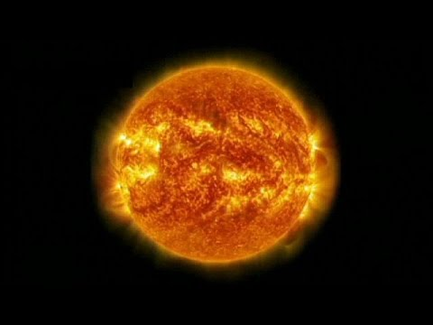 Nasa Releases Footage Of Solar Flare Eruption No Comment