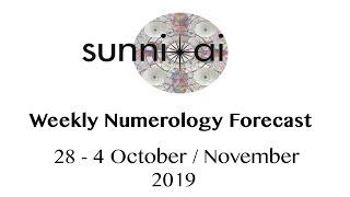 الأسبوعية الأعداد توقعات 52 أكتوبر /نوفمبر 28 - 4 2019 السنية-منظمة العفو الدولية