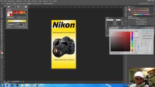Создание баннера в Adobe PhotoShop (Урок)(Версия урока без музыки: https://youtu.be/44dDz1qiVko., 2014-07-07T18:57:28.000Z)