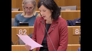 EP Plenary session Children rights: Closing statements