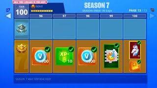 SEASON 7 LEAKED! (Fortnite: Battle Royale)