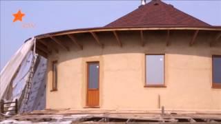 Экодом из глины и соломы: украинский опыт - Дача 5.04.2014(Программа