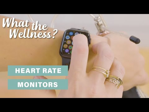 I Learned All About Heart Rate Monitors | What The Wellness | Well+Good