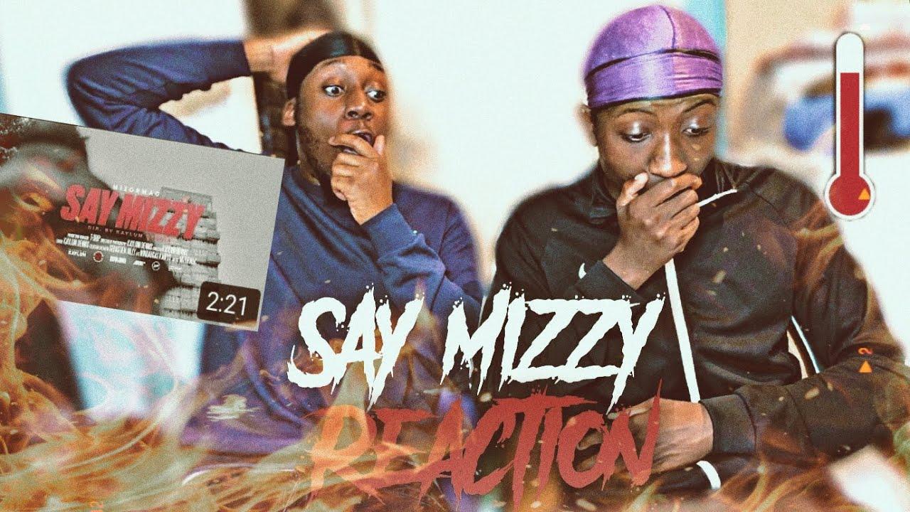 IS HE BETTER THAN DIGGA D??? | MizOrMac - Say Mizzy [REACTION]