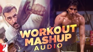 Workout Mashup | Sunny Subramanian | Fitness Mashup | Back To Back Mashup Songs | Hindi Song Mashup