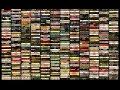 Beginning my Wall of Cassettes