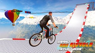 Impossible Ramp Bicycle Stunts 3D - mega ramp bicycle stunts game