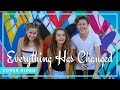 Everything Has Changed - Taylor Swift & Ed Sheeran (Cover By Ky Baldwin & Jillian Shea)