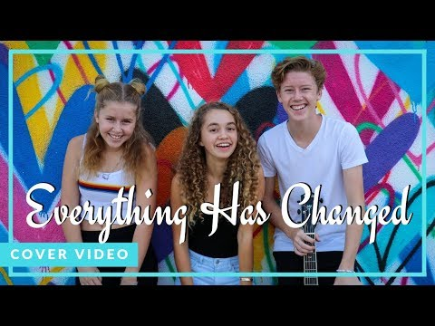 Everything Has Changed - Taylor Swift Ft. Ed Sheeran (Cover By Ky Baldwin Ft. Jillian Shea)