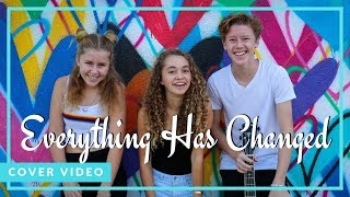 Everything Has Changed Taylor Swift Ed Sheeran Cover by Ky Baldwin Jillian Shea.mp3