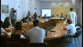 Чернигов: Итоговая конференция педагогов: новые мэрские методы обучения